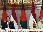 Le Bangladesh et l'Indonésie signent cinq accords de coopération