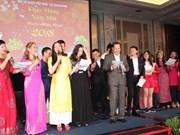 Les Vietnamiens à Singapour saluent le Têt traditionnel