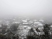 Un froid vif frappe les provinces montagneuses du Nord