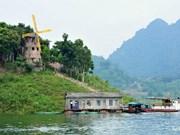 Thung Nai - la baie d'Ha Long du Nord-Ouest