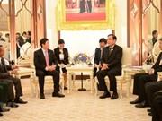 La Thaïlande favorise l'accès des produits vietnamiens sur son sol