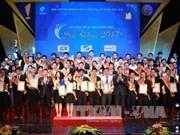 Lancement des prix Sao Khue 2018
