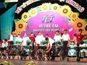Le Têt pour les enfants handicapés