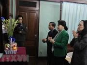 En mémoire du Président Ho Chi Minh à l'approche du Têt traditionnel