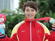 Cyclisme féminin : Nguyen Thi That sacrée pour la première fois championne d'Asie