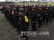 L'Indonésie assure la sécurité pour l'ASIAD 2018
