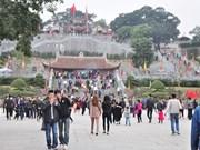 Quang Ninh/Lam Dong : des centaines de milliers touristes pendant le Têt traditionnel