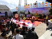 Des dizaines de milliers de visiteurs au festival de l'ouverture de la porte du Ciel du Fansipan