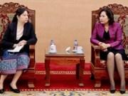 Le Vietnam et le Laos renforcent leur coopération dans le secteur bancaire