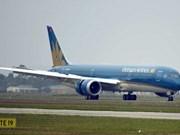 Vietnam Airlines augmente la fréquence de ses vols vers Singapour et Taipei