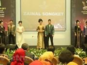 L'Indonésie fait la promotion des produits en batik