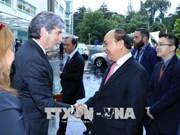 Premières activités du PM Nguyen Xuan Phuc en Nouvelle-Zélande
