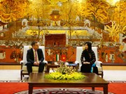 Hanoi renforcera sa coopération avec Sofia dans divers secteurs