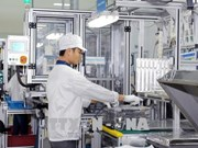 Hai Duong : les investissements étrangers en hausse d'environ 40% pour début 2018