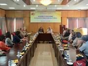 Une délégation de l'Université américaine de Vassar au Vietnam