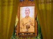 Condoléances du FPV suite au décès d'un grand dignitaire religieux de l'EBV