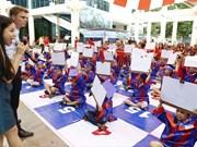Célébration de la Journée internationale de la Francophonie à Huê