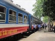 Environ 7.000 milliards de dôngs pour améliorer la vitesse du train
