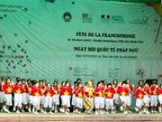 La fête de la Francophonie 2018 à Hô Chi Minh-Ville