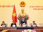 Clôture de la 22e réunion du Comité permanent de l'AN