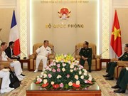 Défense : le Vietnam renforce la coopération avec la France et la Russie