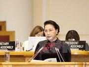 Le Vietnam participe activement aux activités diplomatiques parlementaires multilatérales