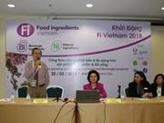 Rendez-vous en mai à Hô Chi Minh-Ville pour l'exposition Food Ingredients 2018