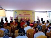 Hommage aux soldats tombés à Gac Ma au Laos