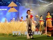Clôture de la 5e édition du Festival de l'áo dài de Ho Chi Minh-Ville