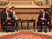 Promouvoir la coopération entre Ho Chi Minh-Ville et la capitale slovaque
