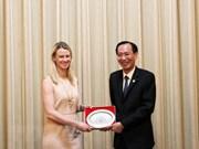 Ho Chi Minh-Ville appelle plus d'investissements américains