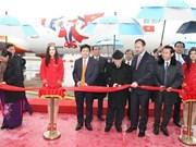 Vietjet Air conclut des accords avec des partenaires français