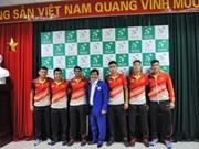 Tennis : ouverture de la coupe Davis pour l'Asie-Pacifique