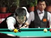 Ouverture des Championnats d'Asie de billard carambole 2018