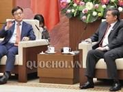 Samsung œuvre toujours pour l'essor économique du Vietnam