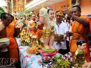 La diaspora vietnamienne au Cambodge célèbre la fête Chol Chnam Thmay