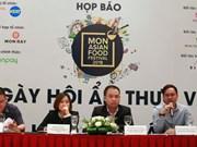 Mon Asian Food Festival 2018 aura lieu à Hanoï et à Quang Ninh