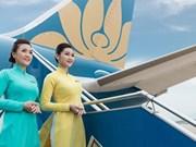 Vietnam Airlines parmi les compagnies aériennes préférées en Asie