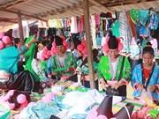 Les cultures des ethnies minoritaires de la province de Son La présentées à Hanoï
