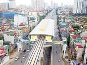 Développement des infrastructures urbaines: renforcement de la coopération vietnamo-française