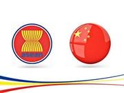 L'ASEAN parmi les trois premiers partenaires commerciaux de la Chine au 1er trimestre
