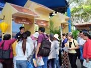 Plus de 83 milliards de dongs de recettes à la Fête du tourisme de HCM-Ville