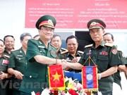Laos : inauguration d'un centre d'entraînement en simulation construit avec l'aide du Vietnam