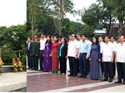 Hanoï: commémoration du 148e anniversaire de la naissance de Lénine