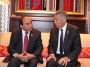 Approfondir le partenariat stratégique Vietnam-Singapour