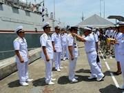 Vietnam et Thaïlande effectuent une patrouille maritime commune