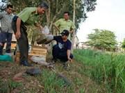 Des mesures pour préserver la biodiversité du parc national d'U Minh Thuong