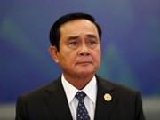 La Thaïlande s'engage à organiser les élections législatives en 2019