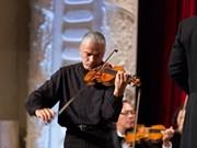 Le violoniste Stéphane Tran Ngoc en concert à Hô Chi Minh-Ville