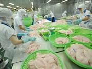 An Giang : plus de 276 millions de dollars des exportations de riz et de pangasius